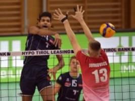 Volleyball-Bundesliga: Die Familie ist erleichtert