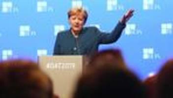 Altersversorgung: Angela Merkel ist zufrieden mit Grundrentenbeschluss