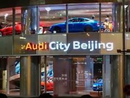 handelskonflikt und markthürden: deutsche firmen leiden an chinas malaise