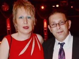 Hochzeit unterm Regenbogen: Corinna May hat geheiratet