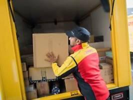 Sehr gutes drittes Quartal: Online-Handel beflügelt Deutsche Post