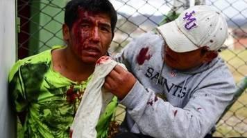 Armee will gegen Proteste von Morales-Anhängern vorgehen