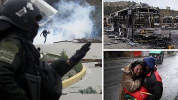 Ex-Präsident Morales im Exil: In Bolivien endet ein Ära – nun herrschen Gewalt, Angst, Chaos