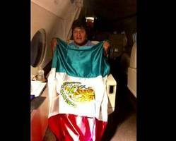 Video: Evo Morales akzeptiert Asyl in Mexiko