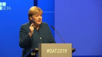 Video: Merkel lobt Beschluss zur Grundrente