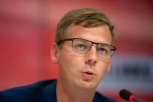 Landtag: Sebastian Walter kündigt konstruktive Opposition an