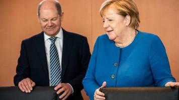 Einigung auf Grundrente: Scholz: Wahrscheinlichkeit für GroKo-Erhalt «gewachsen»