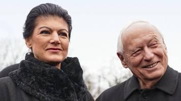 Linke-Politikerin: So will ich nicht mehr leben - Sahra Wagenknecht erklärt ihren Rückzug