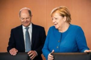 Einigung auf Grundrente: Scholz: Wahrscheinlichkeit für GroKo-Erhalt gewachsen