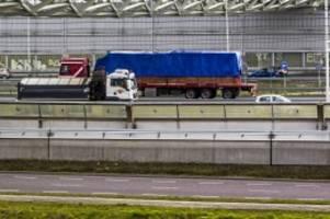 Verkehr: Klimawandel: Niederlande wollen Tempo 100 auf Autobahnen