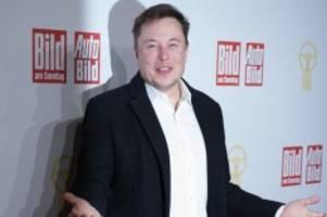 US-Elektroautobauer: Elon Musk: Tesla-Fabrik bei Berlin geplant