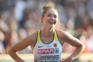 Leichtathletik: Sprinterin Gina Lückenkemper trainiert künftig in Florida