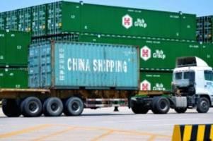 konjunktur schwächelt: abschwung in china schlägt auf deutsche firmen durch
