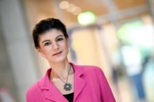 Neuwahl der Fraktionsspitze: Ende der Ära Sahra Wagenknecht bei der Linken