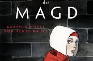 Roman kondensiert: Margaret Atwoods Report der Magd als Graphic Novel