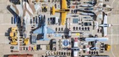 Israeli Air Force: Israel gewinnt die Tetris Challenge