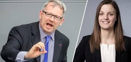 Da bricht SPD-Politiker Kahrs das Interview zum Verbot der AfD ab