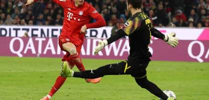 Lewandowski besser als Gerd Müller? Geht's noch?