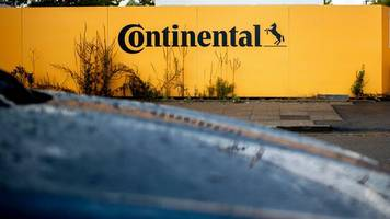 schwache autokonjunktur: milliardenverlust bei continental