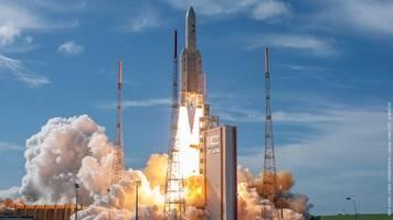 All-Machtfantasien: Der Wettstreit um den Zugang zum Weltraum