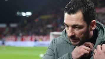Gedämpfte Stimmung in Mainz nach Wechsel von Trainer Schwarz