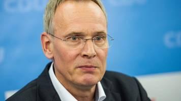 OB-Wahlverlierer Scholz nimmt Abstand von Verwaltung