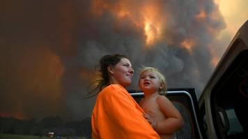 Australien: Über 600 Schulen wegen Bränden geschlossen