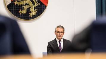 AfD-Fraktionsvize wirft Landtagspräsident Regelverstoß vor