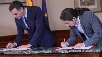 Nach Neuwahlen in Spanien: Sozialisten und Linksbündnis wollen koalieren