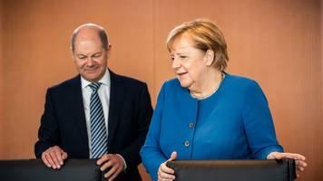 Einigung auf Grundrente - Scholz: Wahrscheinlichkeit für GroKo-Erhalt gewachsen