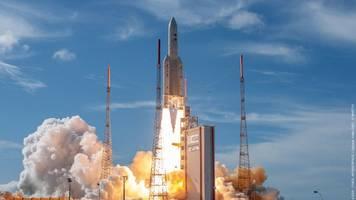 Mehr für nationale Programme: Bundesregierung will Gelder für Raumfahrtagentur Esa kürzen