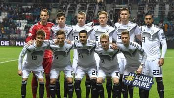 bericht in blick: dfb-team spielt kurz vor der em gegen die schweiz