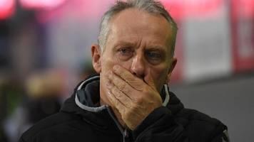 Freiburg-Trainer Christian Streich zu Manchester City? Möchte nicht tauschen