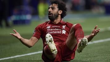Nach Tor gegen Manchester City: Liverpool-Star Salah fällt vorerst verletzt aus