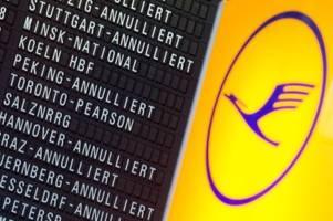 Einigung auf Schlichtung: Streiks bei Lufthansa vorerst vom Tisch