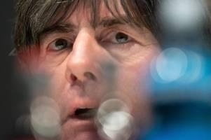 DFB-Team: Erst Foto-Shooting, dann bittet Löw zum Training