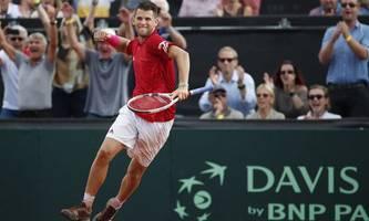 Österreich bewirbt sich um Wildcard für Daviscup-Finale 2020