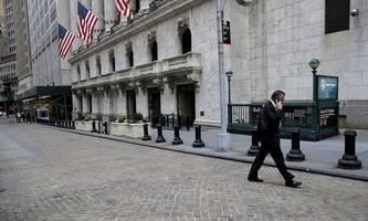 aktienhändler an der wall street müssen mit niedrigeren boni rechnen