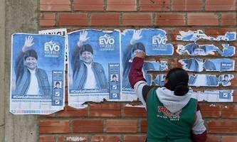Jetzt ist Bürgerkrieg: Nach Morales' Flucht regiert die Gewalt