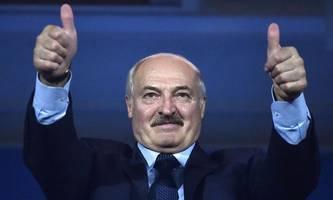 Weißrussischer Präsident in Wien: Aktivisten fordern klare Worte von Van der Bellen