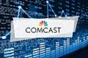 comcast-aktie aktuell - comcast legt 0,7 prozent zu