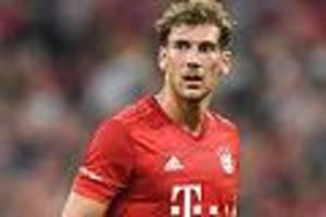 """Ich hacke dir den Kopf ab"" - Trotz Shitstorms im Netz: Bayern-Star Goretzka kämpft gegen Hassbotschaften"