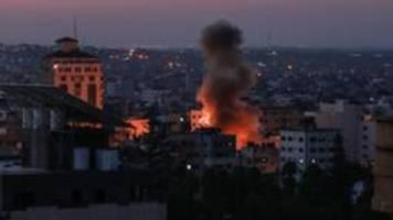 Israel tötet Islamistenführer in Gaza