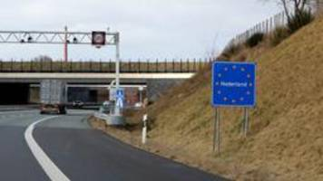 Kampf gegen Schadstoffe: Tempo 100 in den Niederlanden