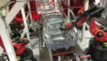 Elektroauto: Peter Altmaier lobt Fabrik-Pläne von Tesla