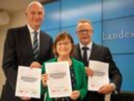 CDU-Mitglieder stimmen für Kenia-Koalition