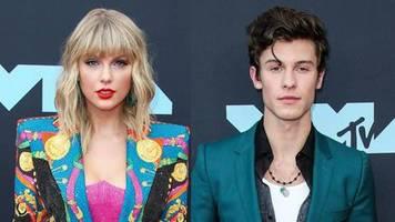 Taylor Swift und Shawn Mendes: Gemeinsamer Song der beiden erschienen