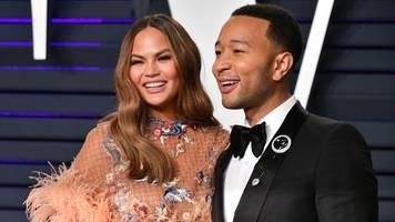 Wahl der Zeitschrift People: John Legend ist der Sexiest Man Alive - seine Frau macht sich darüber lustig