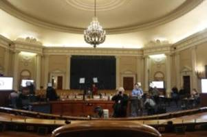 Im US-Kongress: Impeachment-Ermittlungen: Zeugen werden öffentlich befragt