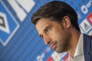 Fußball: Jonas Boldt sieht HSV auf Kurs: Wintertransfers geplant